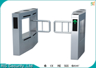 High Security Bicycle Retractable Gate Factories Ferry Club Turnstile