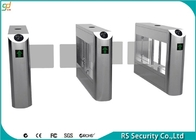 Auto Turnstile Electronic Security System Barrier Swing Gate With CE Approved
