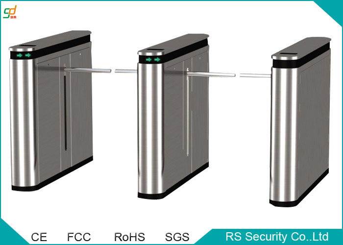 Instusion Alarm Reset Automatically Drop Arm Turnstile Remote Control By PC