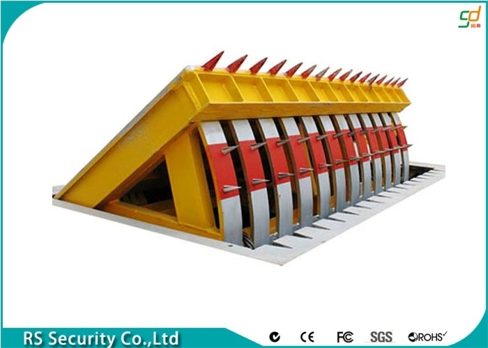 Automatic Rising Kerbs Roadblocker Hydraulic Retractable Barriers