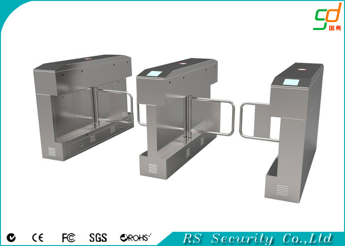 High Speed Electronic Turnstile Control Board Swing Arm Barriers