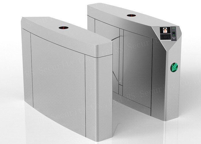 High Speed Security Flap Barrier Gate Automatic Entrance Turnstiles