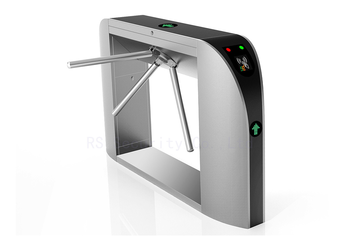 Security Mechanical Tripod Automatic Turnstile for Pedestrian Access Control