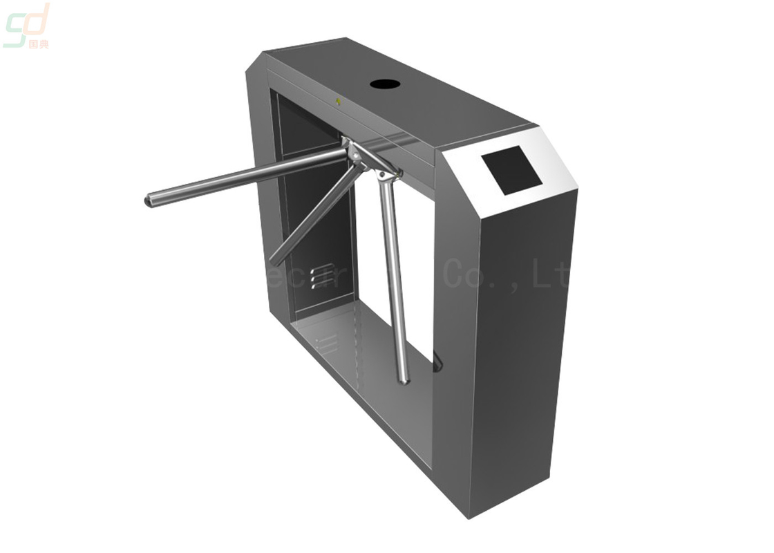 Hotel Barrier Tripod Turnstile Gate Access Control Systems RFID Turnstiles