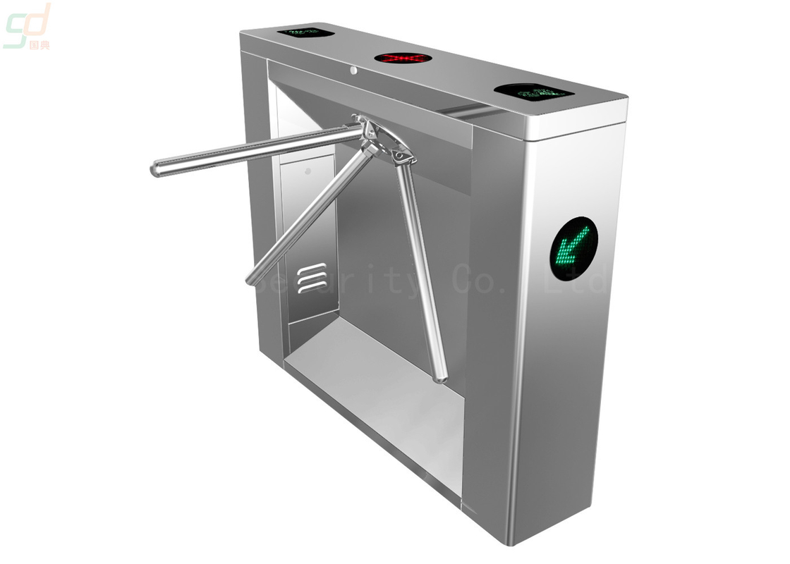 IR Sensor Access Control Tripod Turnstile Gate School Restaurant Entrance