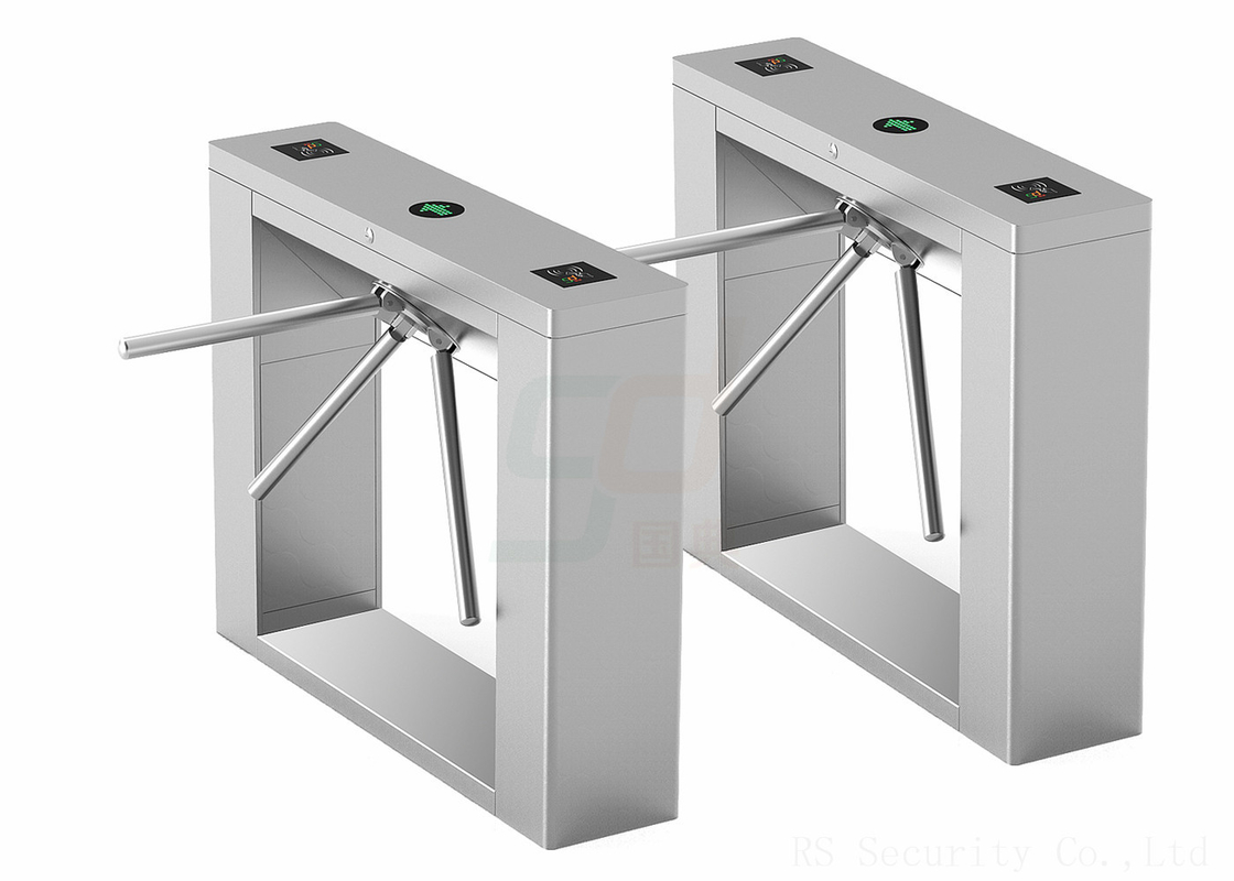 Access Turnstile Gate Waist Height Turnstiles Security Gate Barrier