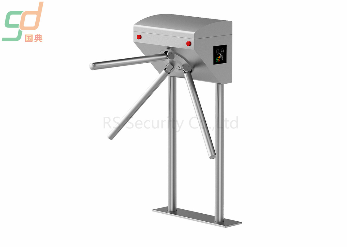 Tripod Turnstiles Gates Waist Height Turnstiles Access Control Barrier