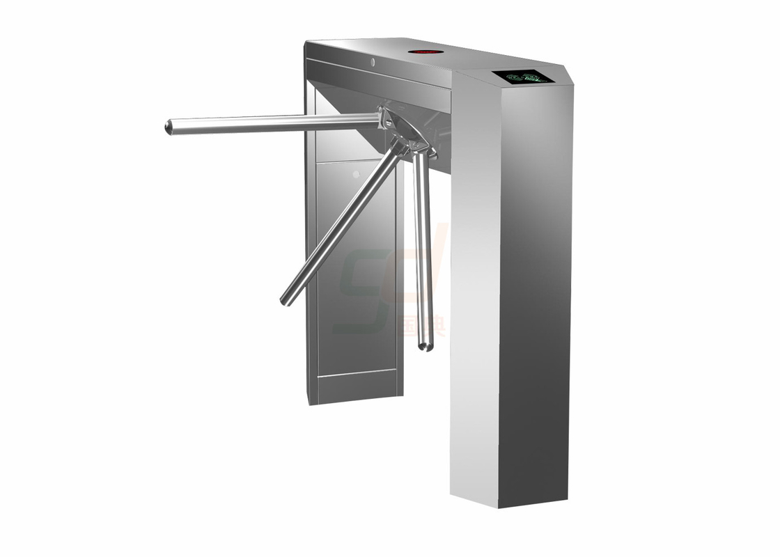 Stainless Steel DC Brushless Tripod Turnstile Gate Mechanisms 1 Year Warranty