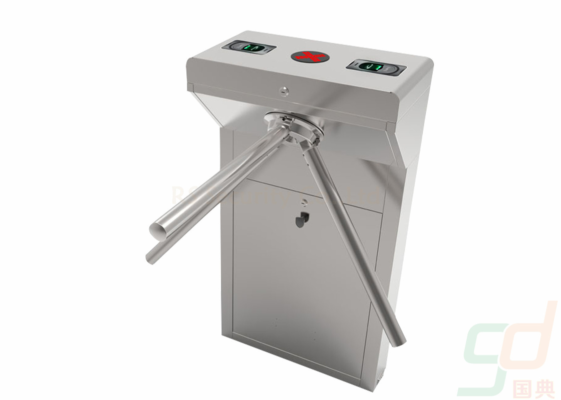 Security Pedestrian Access Tripod Turnstile Gate Barrier Door Entrance