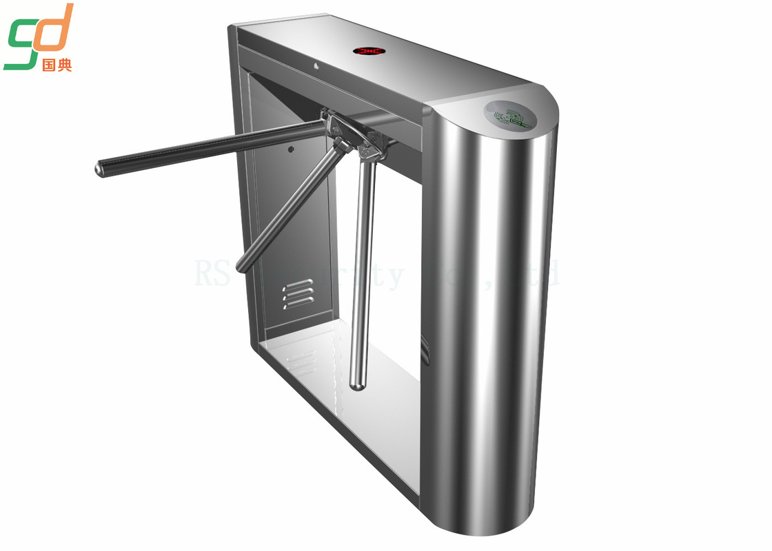 Controlled Access Automatic Systems Turnstiles , Electronic Entrance Control Solutions