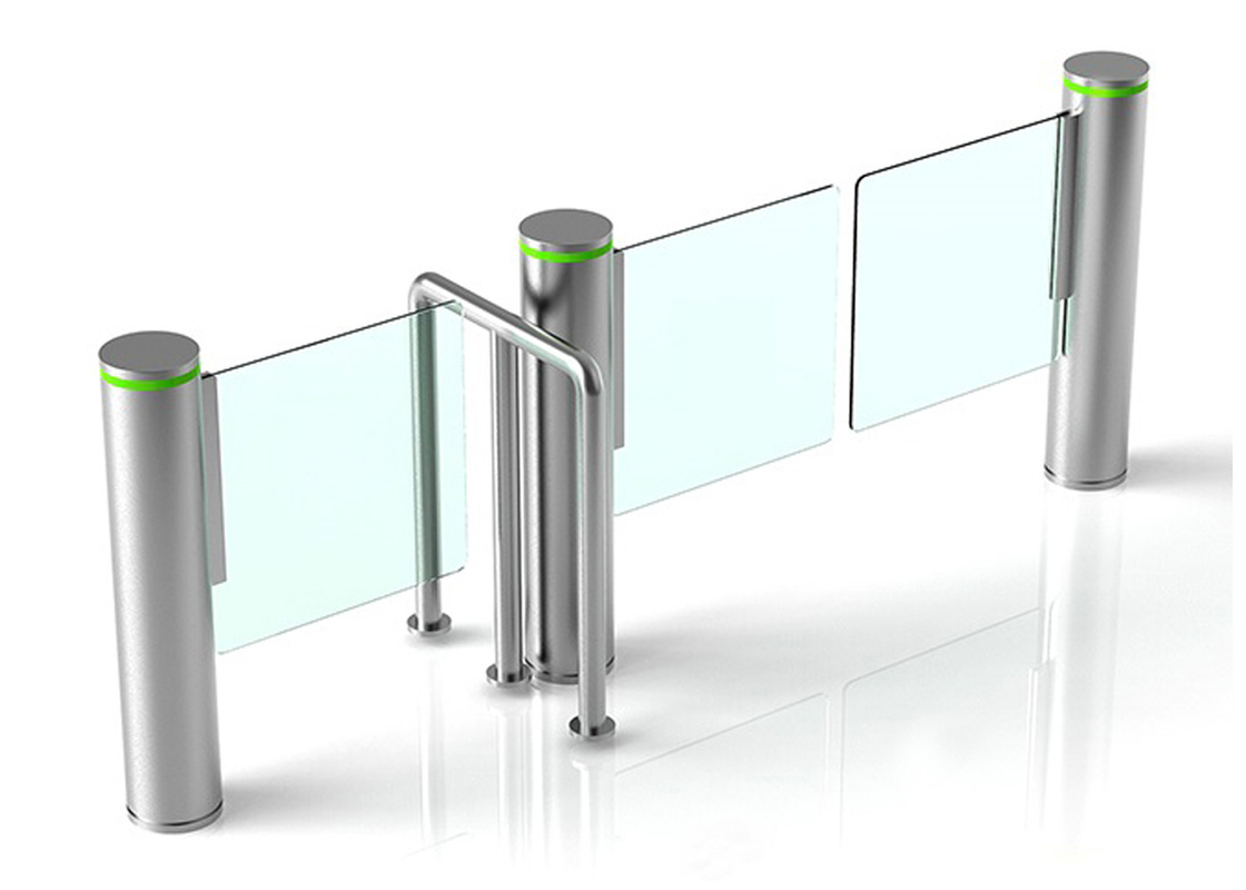 Wide Lane Automatic Turnstiles, Wheelchair Access Turnstile Swing Gate