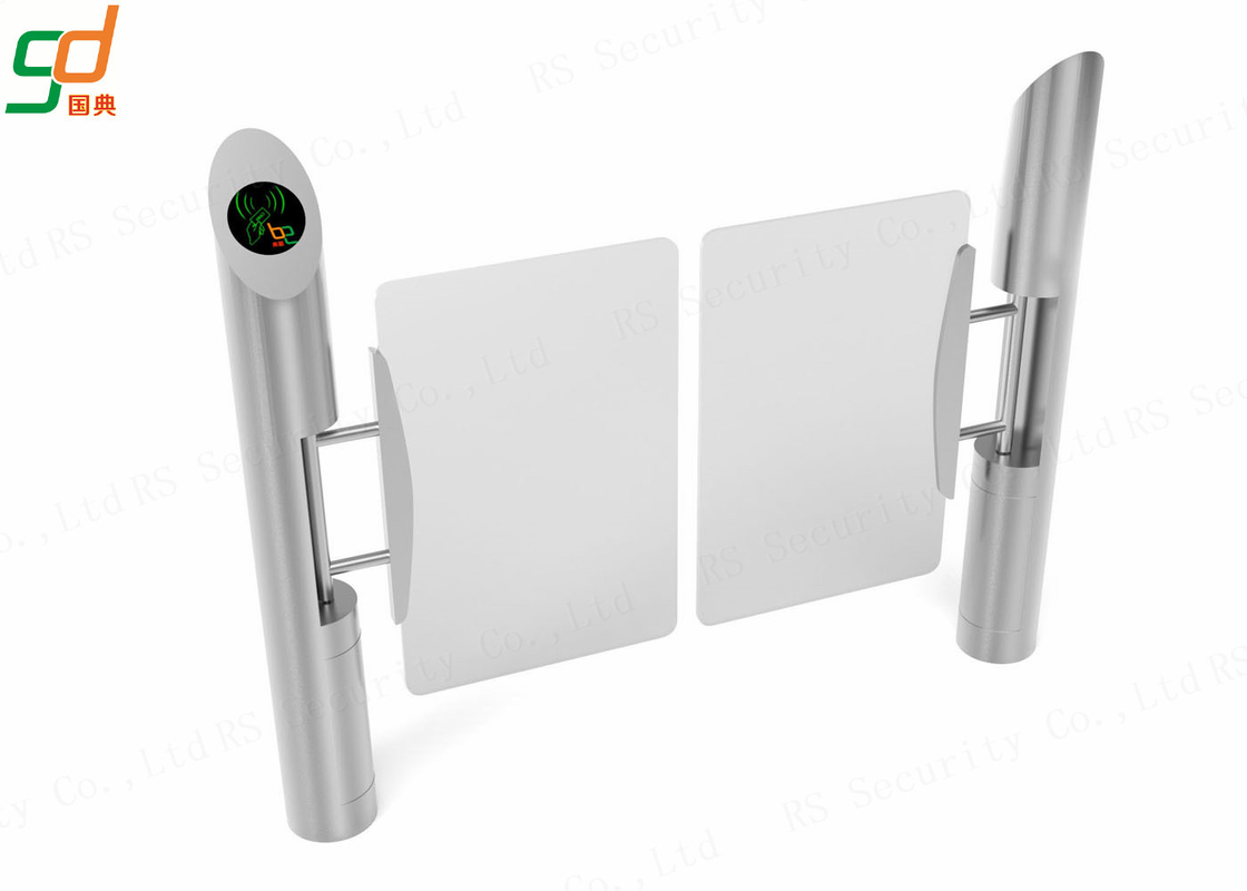 Automation Building Entrance Security Swing Barrier Gate Turnstile Solutions