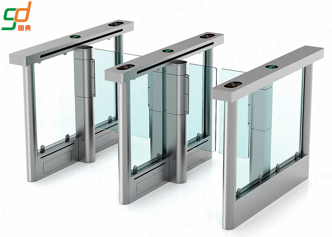 Fare Gates Automatic Turnstiles Access Control Barrier Auto Swing Barrier Gate