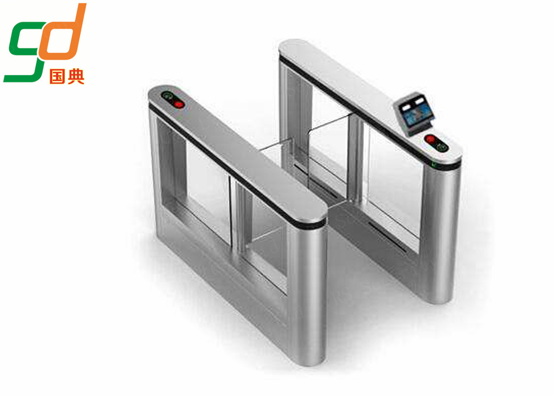 Customer Guidance Swing Barrier Gate,Face recognition Turnstile Systems