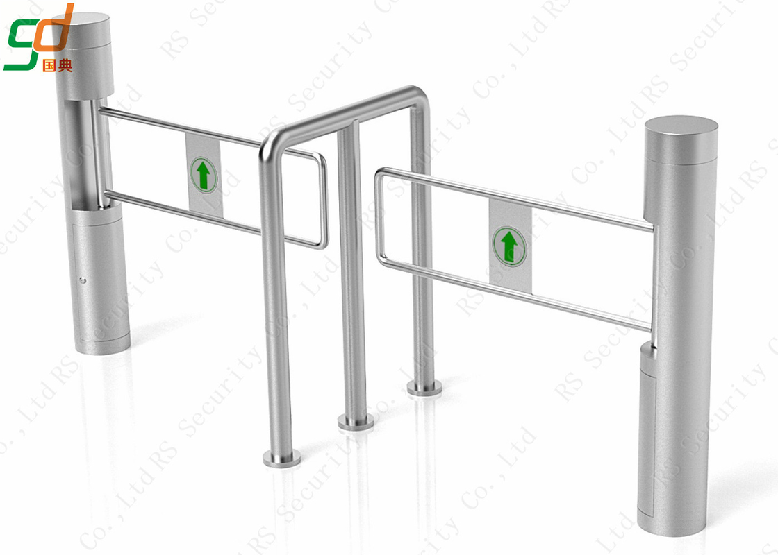 Entrance Automatic Turnstiles, Passage Swing Barrier Bidirectional Mechanism