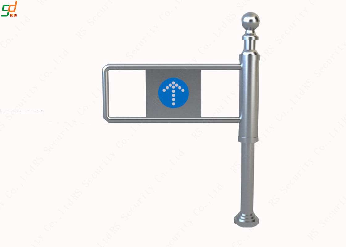 Full Automatic Supermarket Swing Gate Smart Shopping Mall Turnstiles Barrier