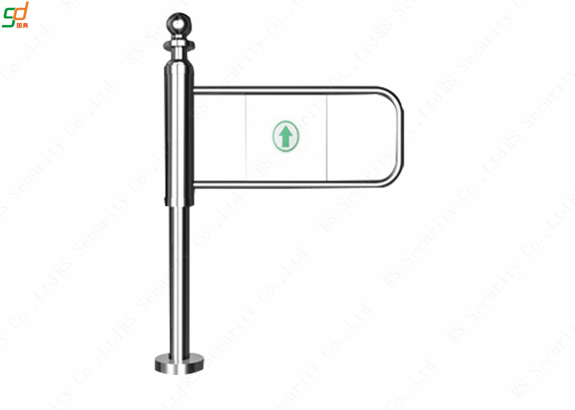 Mail Used Manually Swing Barrier Gates,Passage Manager Turnstile Systems