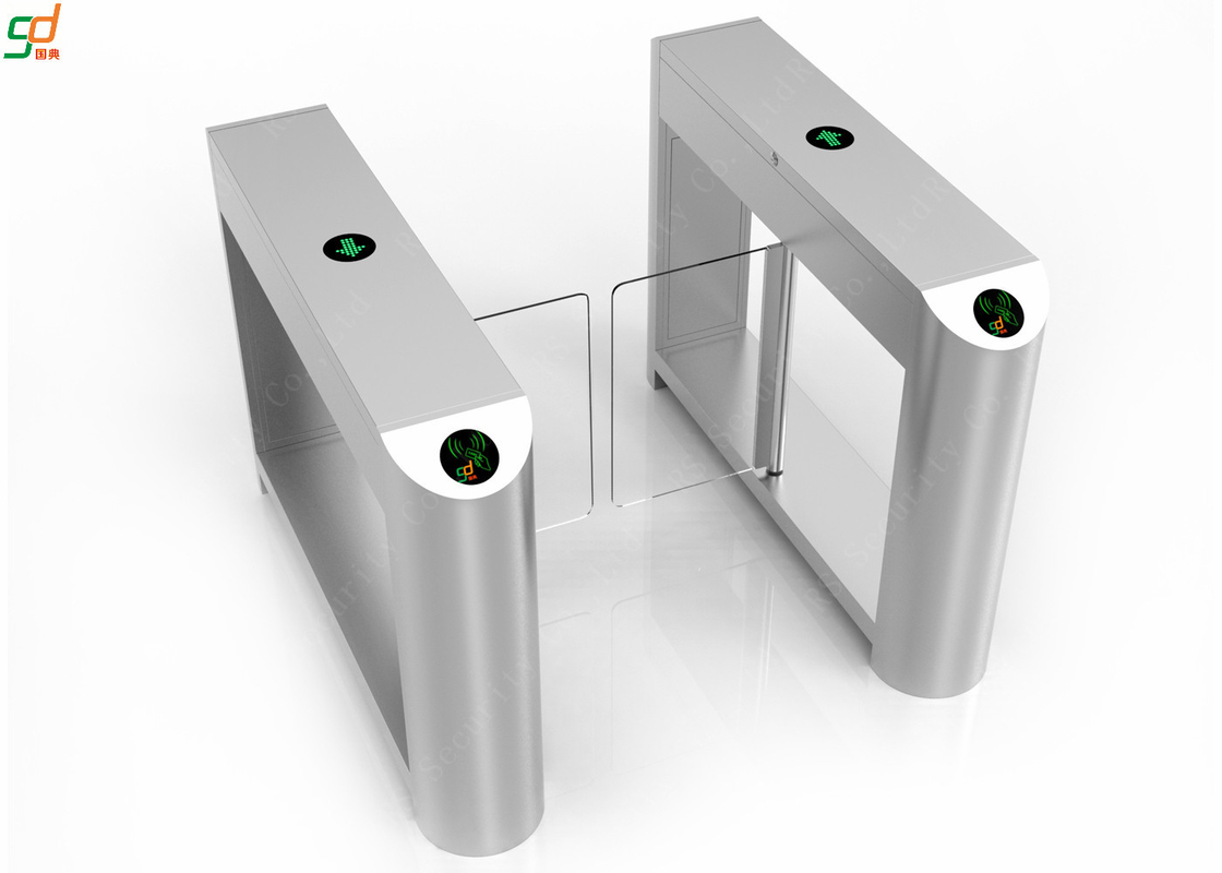 Work Voltage AC220V Swing Barrier Gate,Access Control Turnstile System