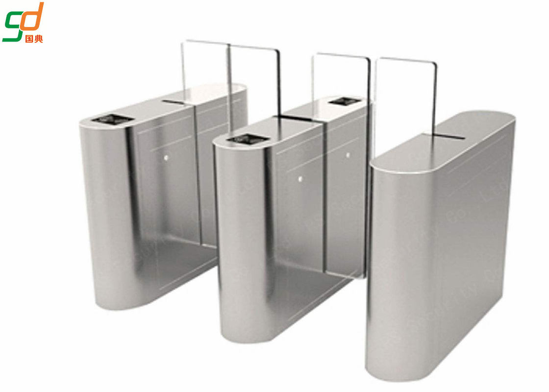 Metro 1.2 Miles 304 Stainless Steel Speed Gates  Pedestrian Turnstile