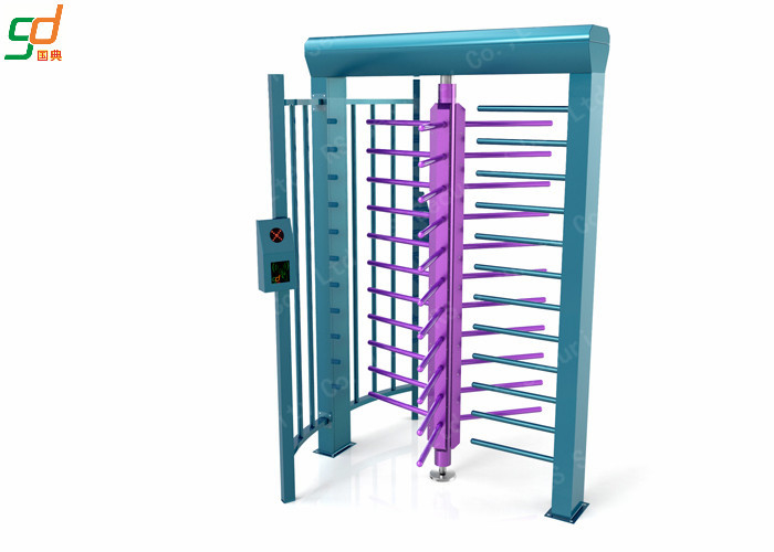 Luxury Waterproof Smart Full Height Turnstile Suitable For Intelligent