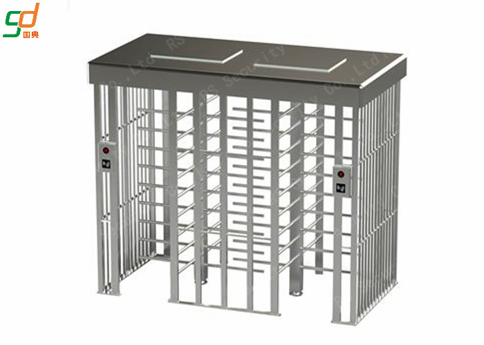Smart Sport Full Height Turnstiles Provide An Orderly Civilization Passage Way