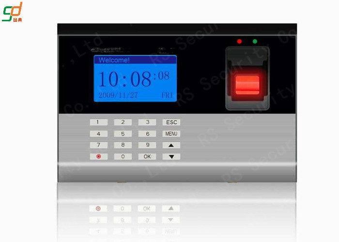 125kHz  Wiegand in  Access Control Devices 500 ID card Capacity fingerprint access control