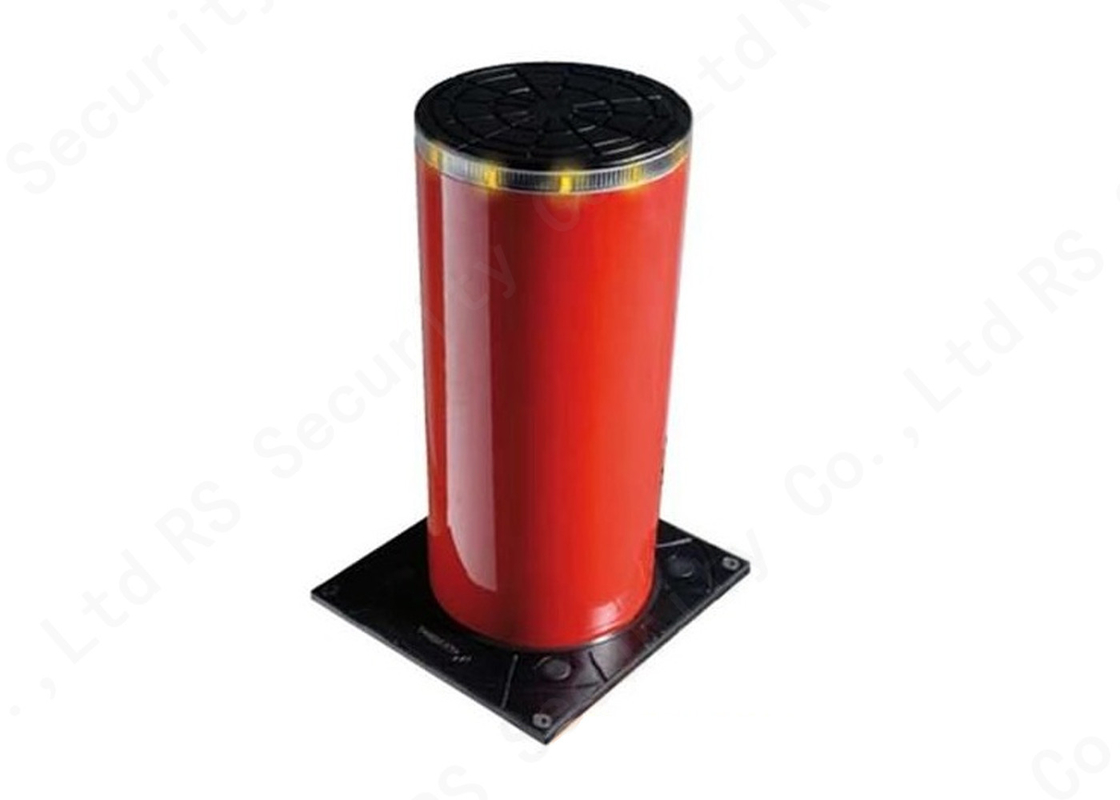 Powered Automatic Electric Parking Bollards High Anti Impact Capability With Buzzer