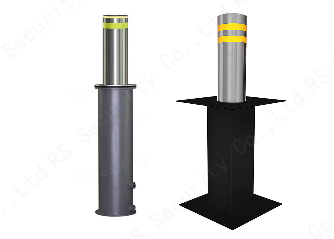 K8 Certification Hydraulic Bollards Entrance And Exit Automatic Bollard Supplier