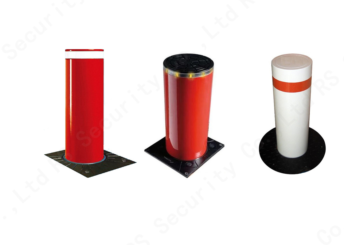 Traffic Blockers Hydraulic Bollards Electric Driveway Bollards Cast Steel