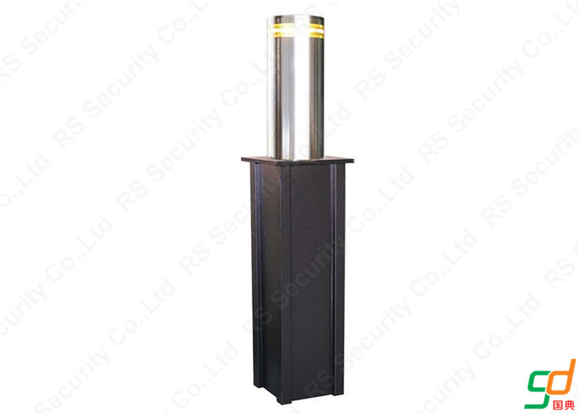 K12 Rated Hydraulic Bollards Rectrable Rising Bollard For Driveway