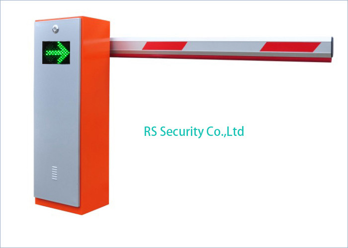 Automatic Boom Barrier Gate, Remote Control Parking Barrier Gate