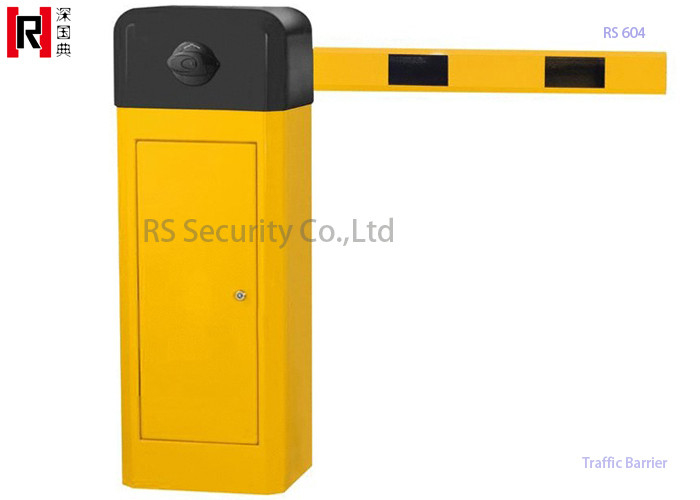 Intelligent Boom Barrier Gate For Car Park , electric driveway gates